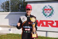 Champion Felipe Drugovich