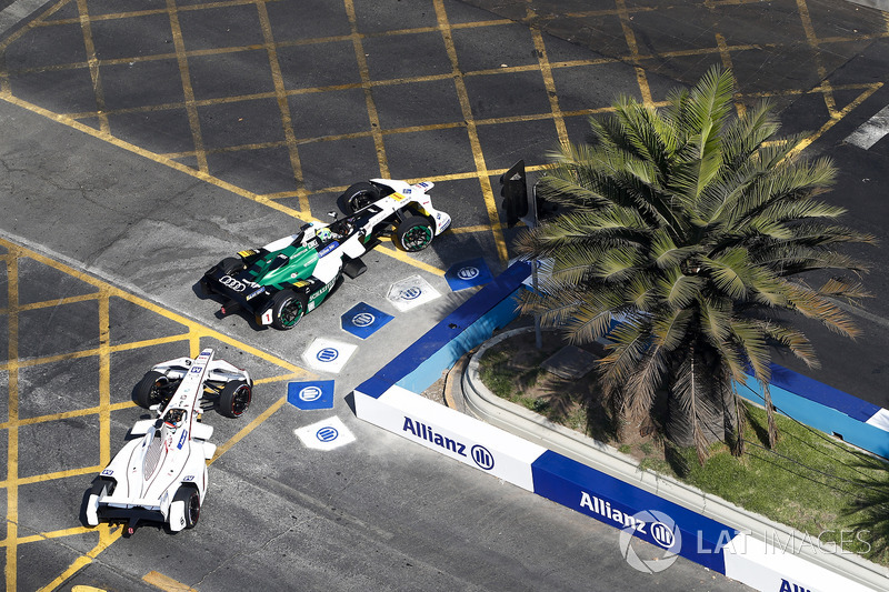 Lucas di Grassi, Audi Sport ABT Schaeffler Jose Maria Lopez, Dragon Racing