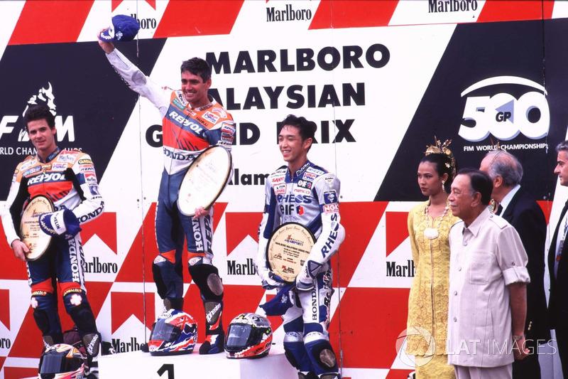 Platz 3: Mick Doohan (1997, Honda)