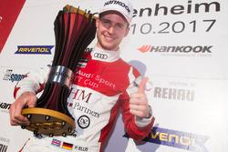 Audi TT Cup 2017, Hockenheim 2, Philip Ellis, campeón 2017