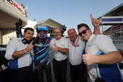 Race winner Stefano Comini, Comtoyou Racing, Audi RS 3 LMS TCR