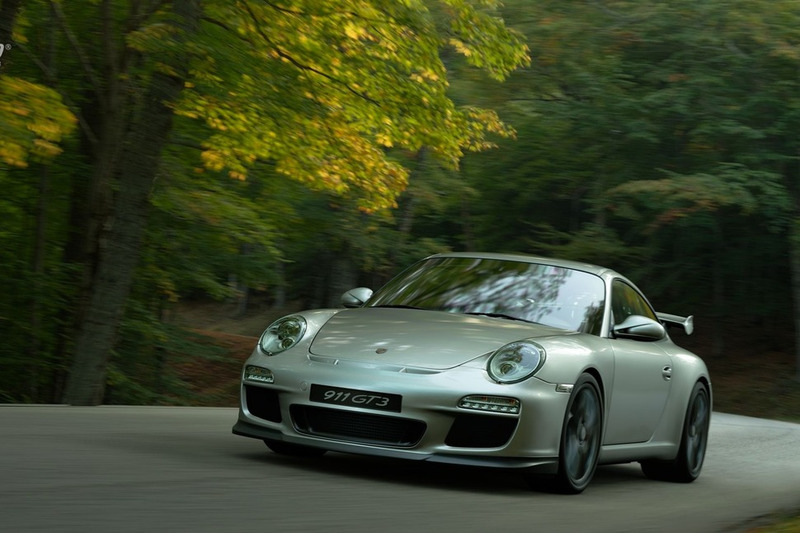 Porsche 911 GT3 (997) '08