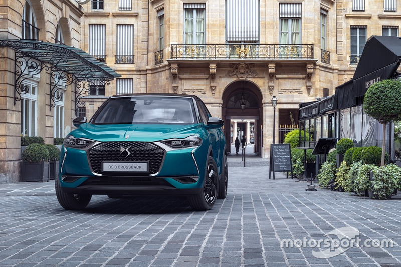 DS 3 Crossback '2019'