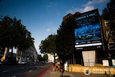 ePrix de Londres I
