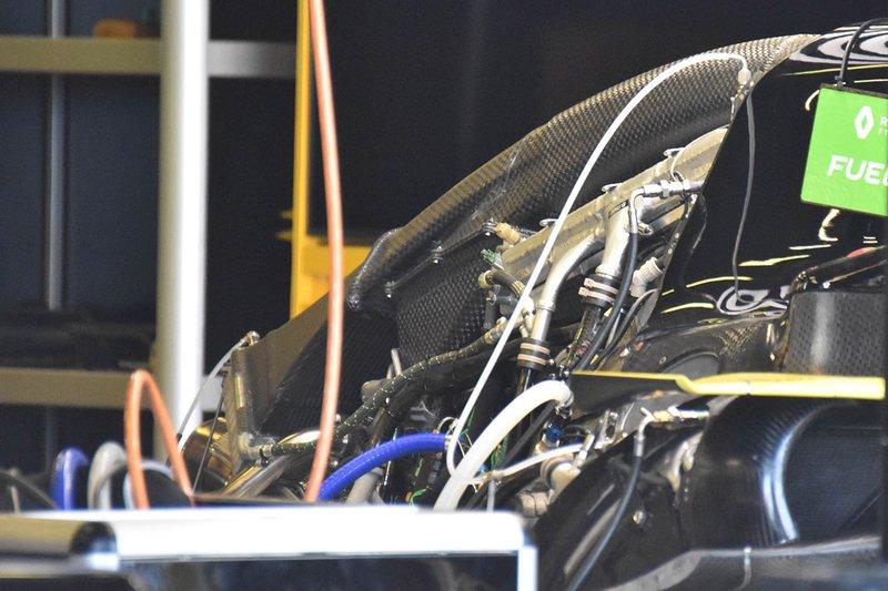 Renault R.S.19: Blick unter die Motorhaube