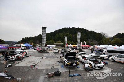 Rd2 Shinshiro Rally