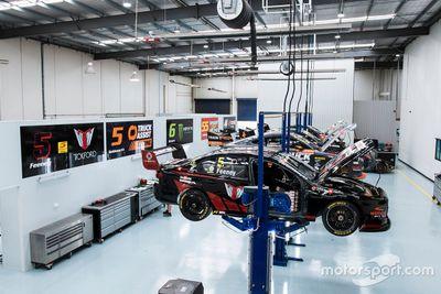 Tickford Racing workshop upgrade
