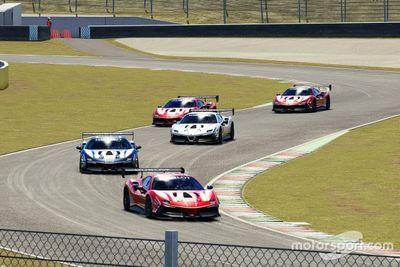 Annuncio Ferrari eSports Series