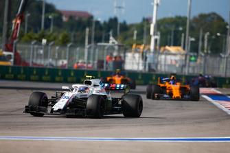 Сергій Сироткін, Williams FW41, Фернандо Алонсо, Стоффель Вандорн, McLaren MCL33