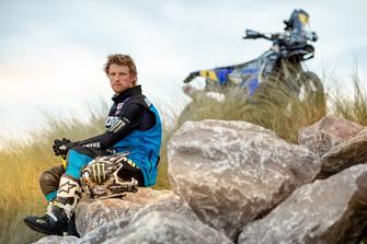 #4 Yamalube Yamaha Rally: Adrien Van Beveren