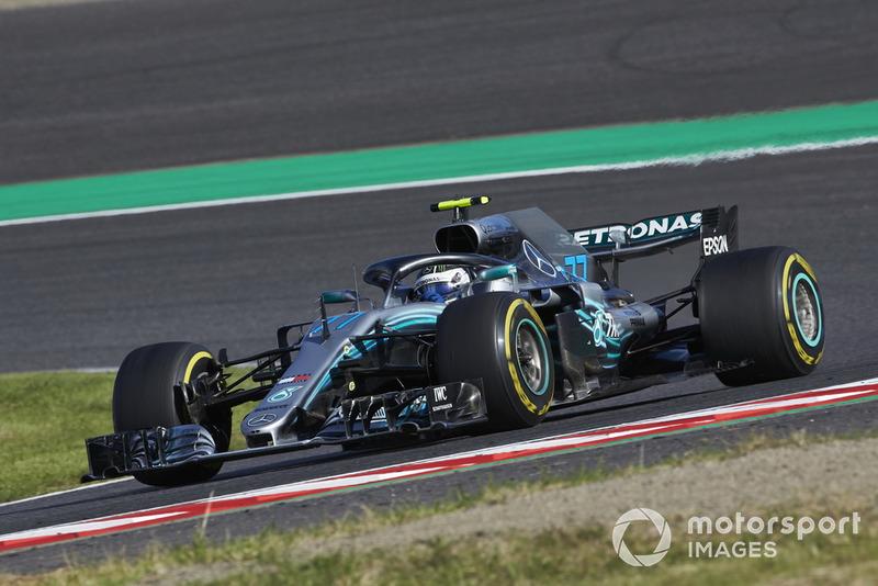 2018: Mercedes F1 W09 EQ Power