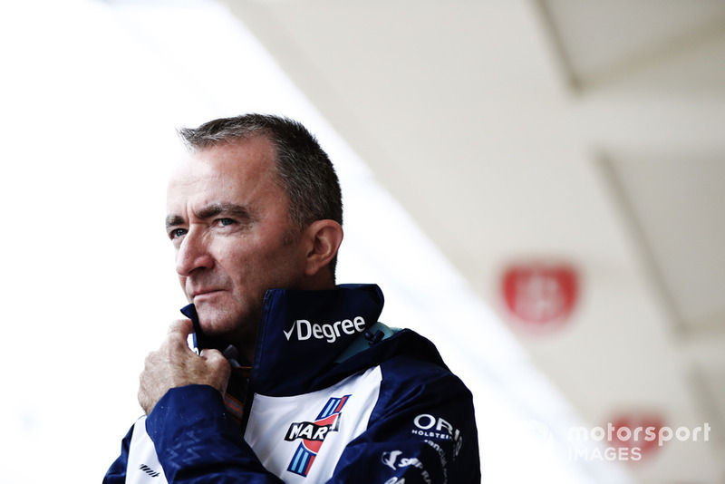 Paddy Lowe, Williams Racing