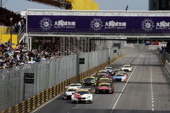 Start zum GT-Weltcup in Macau 2018