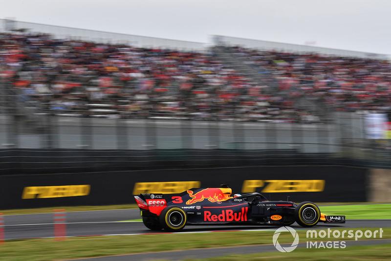 Japan: Daniel Ricciardo