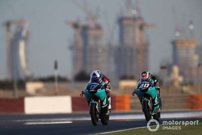 Moto3-Test in Losail