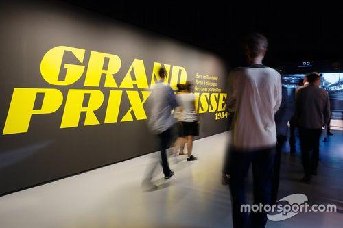 Bern City Museum Formula 1 exhibition