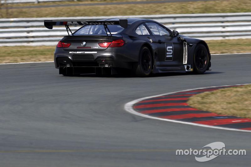 Lanzamiento: BMW M6 GT3 Team Schubert Motorsport