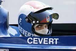 François Cevert, Tyrrell
