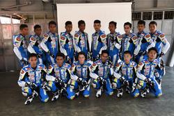 Para pembalap Suzuki Asian Challenge 2017