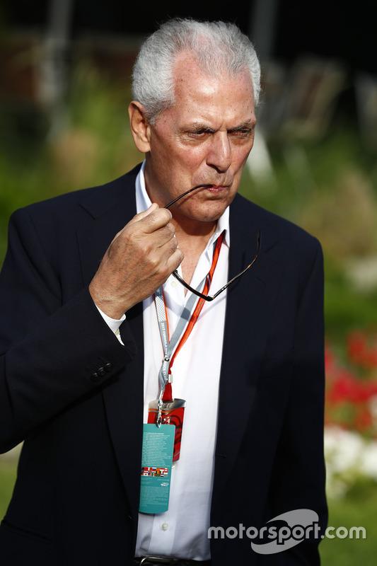 ماركو ترونشيتي بروفيرا، نائب الرئيس التنفيذي لبيريللي
