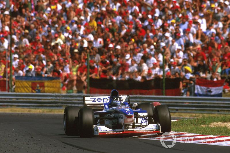 Arrows A18 Yamaha (Damon Hill, 1997)