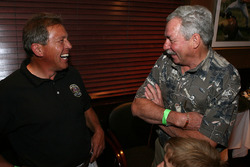 Former NASCAR Busch Series drivers, Chuck Bown and Tommy Houston