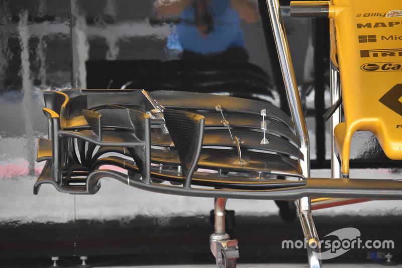 Переднє антикрило Renault Sport F1 Team RS17
