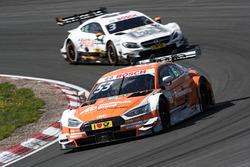 Jamie Green, Audi Sport Team Rosberg, Audi RS 5 DTM, Paul Di Resta, Mercedes-AMG Team HWA, Mercedes-AMG C63 DTM