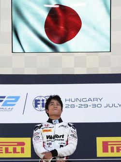 Winner Nobuharu Matsushita, ART Grand Prix