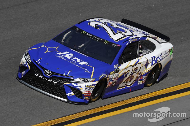 #23: Joey Gase, BK Racing, Toyota