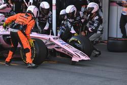 Серхио Перес, Sahara Force India F1 VJM10