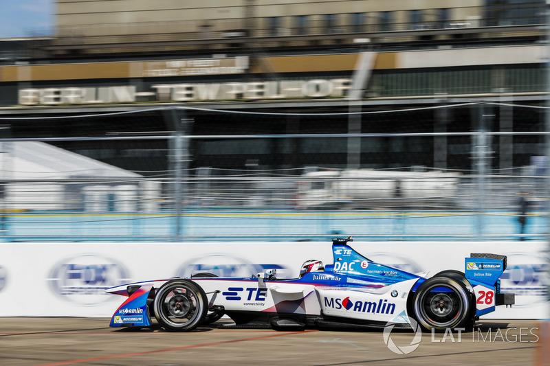 Антоніу Фелікс да Кошта, Amlin Andretti Formula E Team