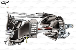 Red Bull RB7 rear brake duct