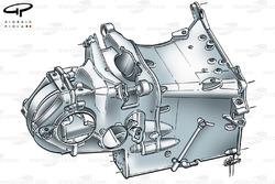 Minardi PS01/02 Gearbox