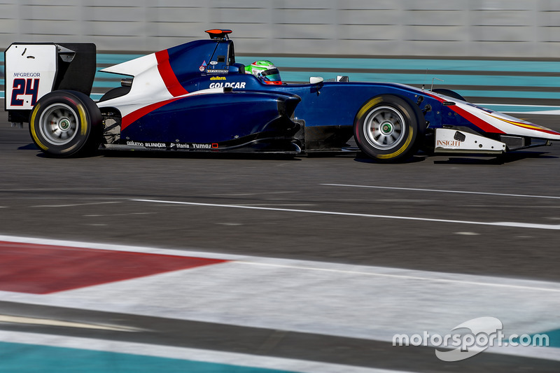 Petru Fluresco, Campos Racing