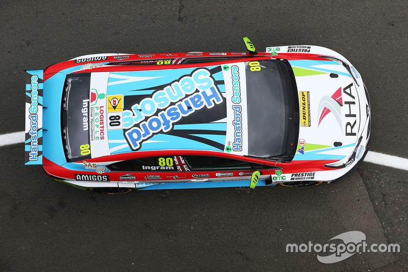 Tom Ingram, Speedworks Motorsport, Toyota Avensis
