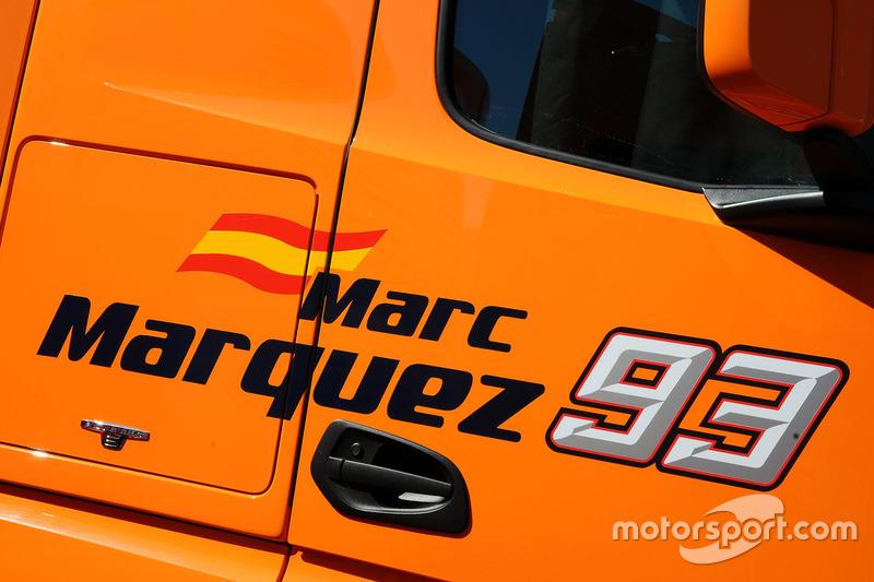 Marc Márquez, Repsol Honda Team logo