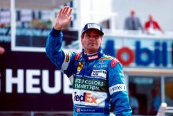 Gerhard Berger, Benetton