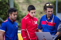 Nabil Jeffri, Trident and Giuliano Alesi, Trident