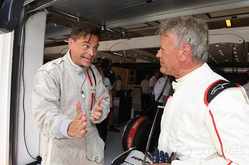 Marc Surer, F1 Experiences coche de 2 plazas