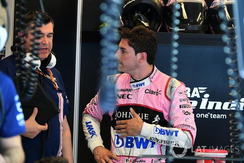 Альфонсо Селіс, Force India