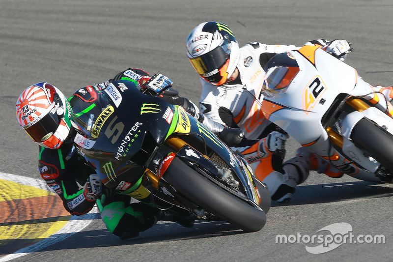 Жоан Зарко, Monster Yamaha Tech 3, Алекс Рінс, Team Suzuki MotoGP