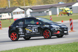 Thierry Kilchenmann, Opel Corsa OPC, Belwag Racing Team, Gara 2
