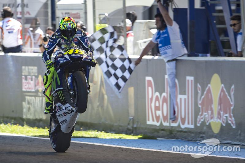 2016: Valentino Rossi, Yamaha YZR-M1
