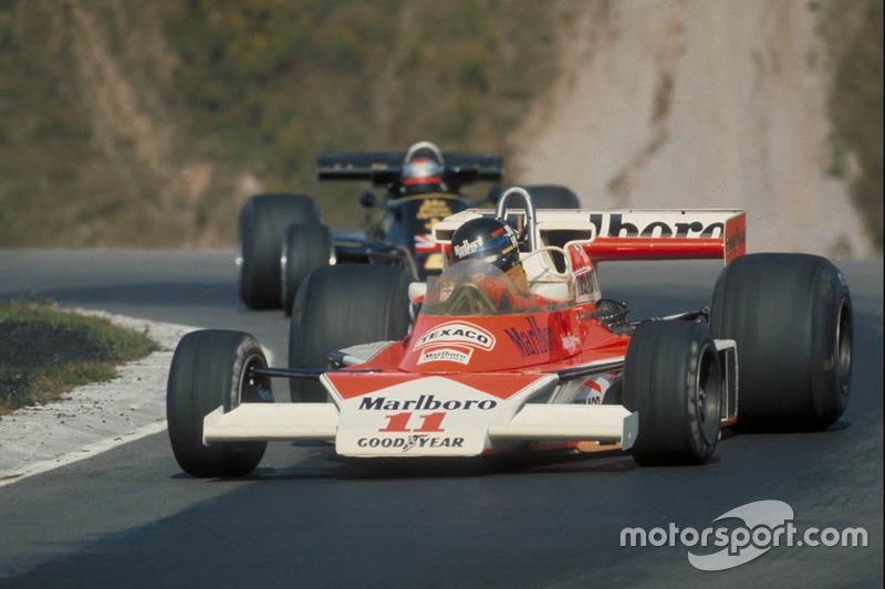 #2: McLaren M23 (1973-1978)