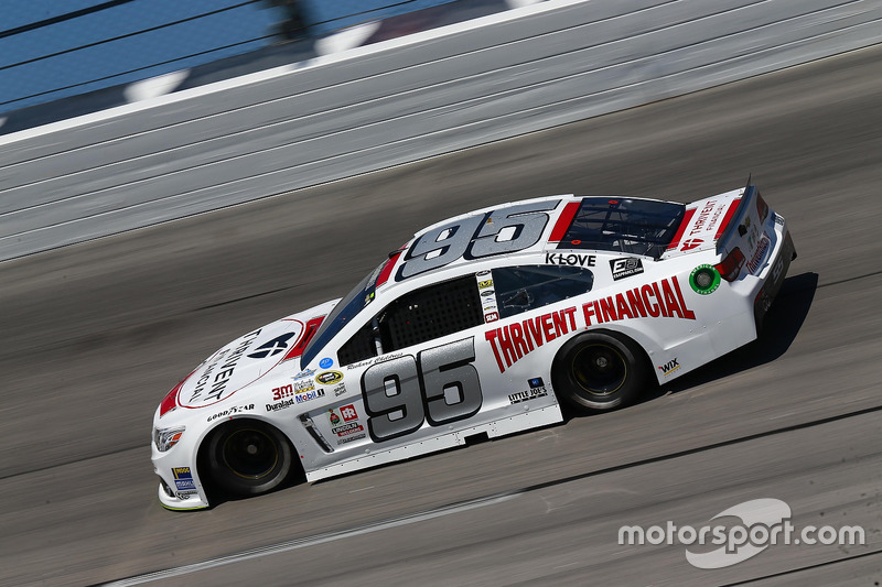 Michael McDowell, Circle Sport Leavine Family Racing Chevrolet