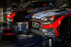 Hyundai i20 WRC, Hyundai Motorsport, деталь машини