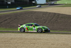 #256 Porsche Cayman GT4 CS, Dinamic Motorsport: Mercatali-Ceccotto