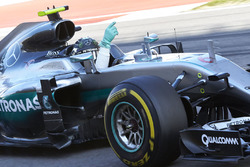 Переможець Ніко Росберг, Mercedes AMG F1 Team W07