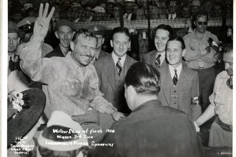 1940: Wilbur Shaw